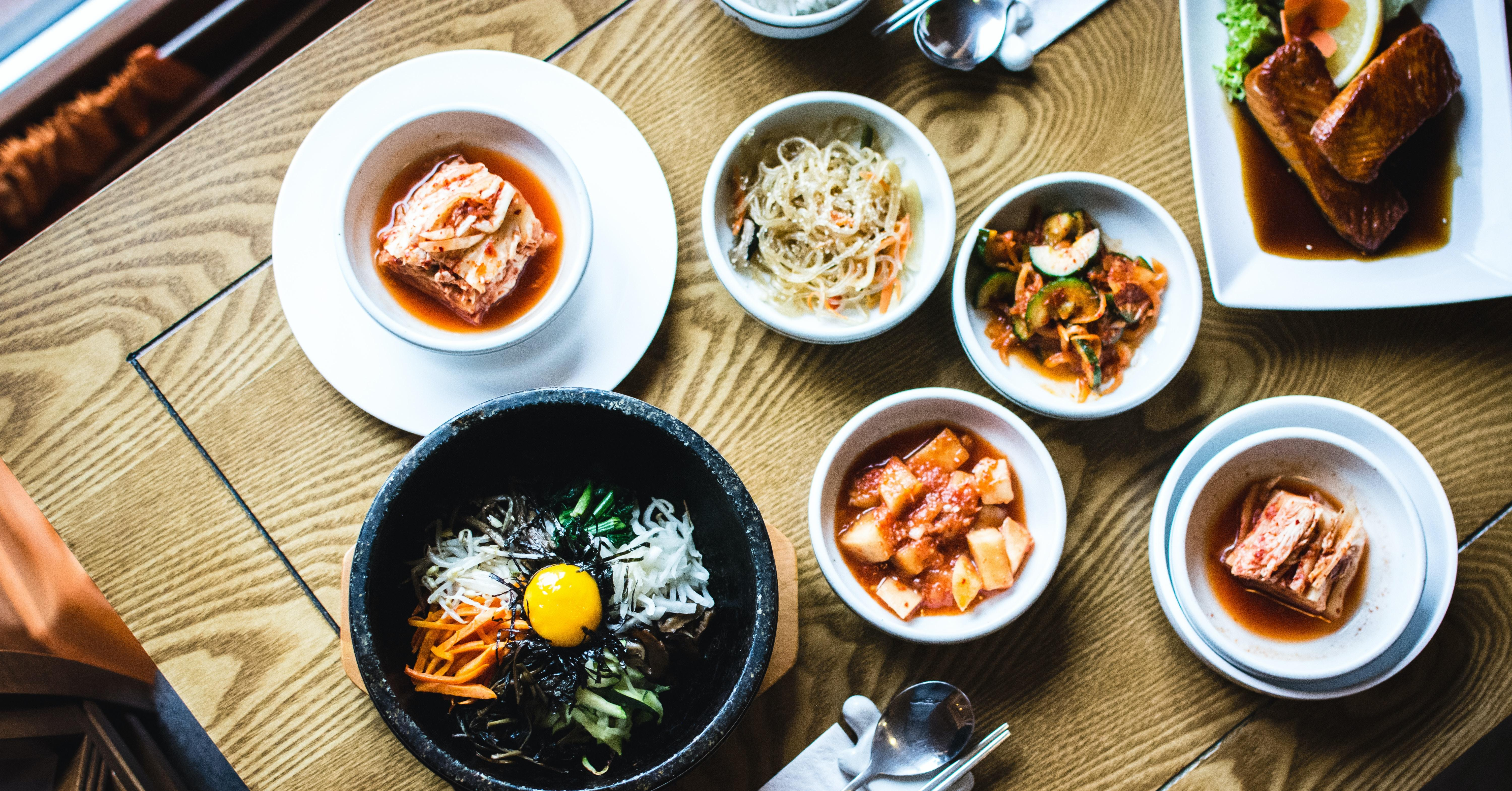 Guide Koreanische Restaurants in Frankfurt am Main